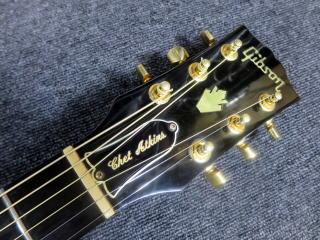 Gibson Chet Atkins SST、修理、杉並、東京、リペア、高円寺