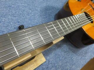稲葉芳弘 作 クラシックギター、リペア、ナインス、杉並、高円寺、東京、メンテナンス、フレット