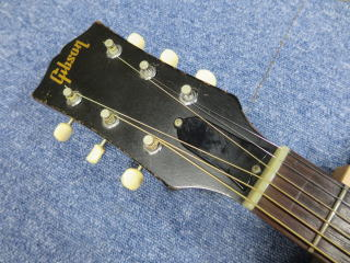 Gibson B-25、リペア、杉並、東京、高円寺、ナインス、修理、メンテナンス、ネック