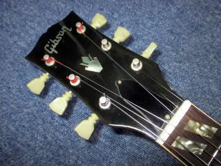 Gibson ES-175、修理、リペア、東京、杉並、ナインス、メンテナンス