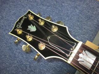 Gibson SJ-200、リペア、修理、東京、杉並、高円寺、ナインス、メンテナンス、ギブソン