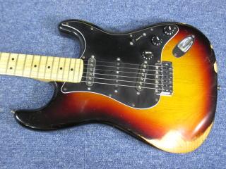 Stratocaster、ナインス、杉並、東京、リペア、修理