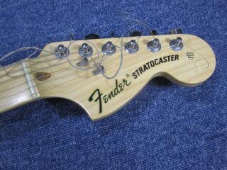 Stratocaster、ナット、ナインス、杉並、東京、リペア、修理