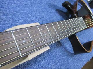 ヤマハ・サイレントギター、ナインス、杉並、東京、メンテナンス、リペア、修理、トラスロッド調整