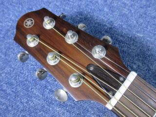 ヤマハ・サイレントギター、ナインス、杉並、東京、メンテナンス、リペア、修理、ナット調整