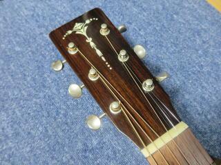 Cat's Eyes、東海楽器、リペア、修理、杉並、東京、高円寺、ナインス、ナット交換