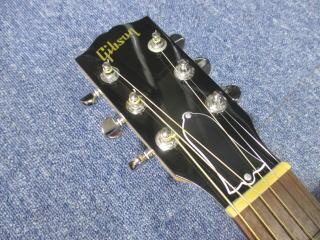 Gibson J-15、杉並、東京、ナインス、リペア、修理、メンテナンス、ナット