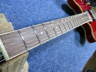 Gibson ES-335、リペア、ナインス、杉並、修理、東京、フレットクリーニング