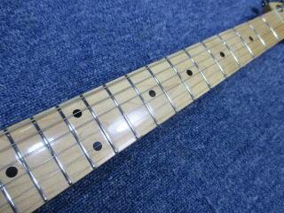 Fender Telecaster Custom、修理、杉並、東京、ナインス、リペア、フレットすり合わせ