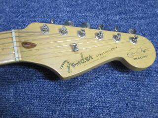 FENDER Eric Clapton Stratocaster、リペア、修理、杉並、東京、ナインス、ナット