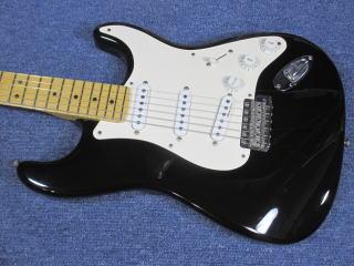 FENDER Eric Clapton Stratocaster、リペア、修理、杉並、東京、ナインス、メンテナンス