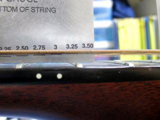 Martin Custom Shop 000-28、ナインス、杉並、東京、リペア、修理、弦高