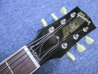 Gibson Les Paul Double Cutaway、杉並、東京、ナインス、修理、リペア、メンテナンス、トラスロッド、弦高
