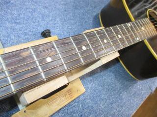 Gibson J-45、ナインス、杉並、東京、高円寺、リペア、修理、フレット
