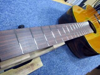 松岡良治 No20 ギター、ナインス、杉並、東京、高円寺、リペア、修理、フレット