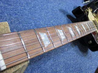 Gibson Les Paul、修理、リペア、ナインス、杉並、東京、高円寺、P-100、メンテナンス