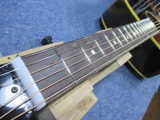 Gibson J-45、ナインス、杉並、東京、高円寺、リペア、修理、リフレット