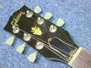 Gibson ES-335TD、ナインス、修理、リペア、杉並、東京