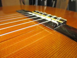 松岡良治 No20 ギター、ナインス、杉並、東京、高円寺、リペア、修理、サドル、弦高