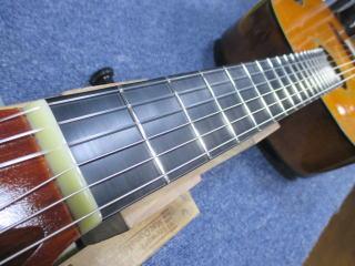 マルハ・クラシックギター、修理、リペア、杉並、高円寺、東京、フレット交換