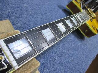 Gibson Les Paul Custom、ナインス、杉並、東京、高円寺、フレット