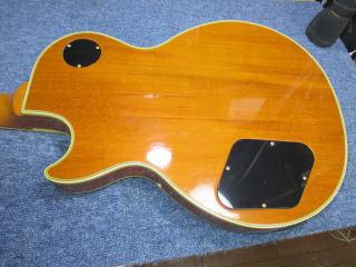 Gibson Les Paul Custom、ナインス、杉並、東京、高円寺、マホガニー