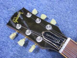 Gibson Les Paul、ナインス、杉並、東京、高円寺、リペア、ナット調整