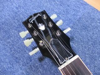 Gibson ES-335、ナインス、杉並、東京、高円寺、リペア、修理、ペグ交換