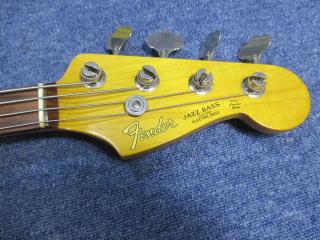 Fender Jazz Bass、リペア、修理、ナインス、杉並、東京、高円寺