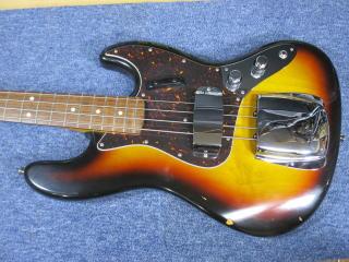 Fender Jazz Bass、ナインス、メンテナンス、リペア、修理、杉並、東京、高円寺