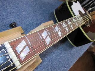 Gibson Southern Jumbo、ナインス、杉並、高円寺、東京、リペア、修理、フレットクリーニング