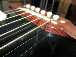 Gibson Southern Jumbo、ナインス、杉並、高円寺、東京、リペア、修理、サドル調整