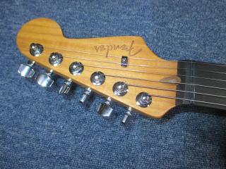 Fender Acoustasonic Stratocaster、ナインス、リペア、修理、東京、高円寺、杉並