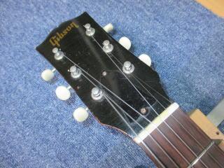 Gibson ES-125、ナインス、杉並、東京、高円寺、リペア、修理
