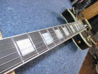 Gibson Les Paul Custom、ナインス、杉並、東京、高円寺、修理、リペア、ネック