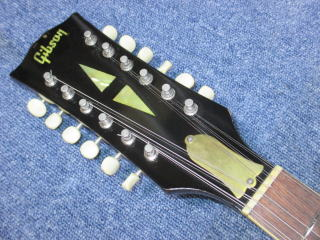 Gibson ES-335 TD-12、修理、リペア、ナインス、杉並、高円寺、東京、12弦