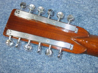 Martin D-28 12弦、ネック折れ修理、リペア、ナインス、東京、マーティン