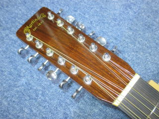 Martin D-28 12弦、ネック折れ修理、リペア、ナインス、東京