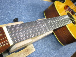 Martin D-28 12弦、ネック折れ修理、リペア、ナインス、東京、弦高調整
