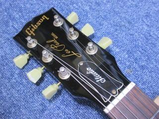 Gibson Les Paul Studio、ナインス、リペア、修理、杉並、高円寺、東京、ナット調整