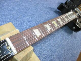 Gibson Les Paul Studio、ナインス、リペア、修理、杉並、高円寺、東京、フレット
