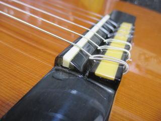 RAIMUNDO 610E、エレガット、リペア、修理、ナインス、東京、弦高調整