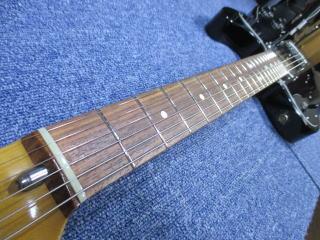 Fender Telecaster Custom、ナット交換、ナインス、リペア、修理、東京、高円寺、メンテナンス