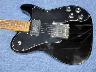 Fender Telecaster Custom、ナット交換、ナインス、リペア、修理、東京、高円寺、調整