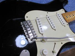 Greco Stratocaster、リペア、修理、ナインス、杉並、高円寺、東京、グレコ、サドル取り付け