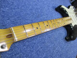Greco Stratocaster、リペア、修理、ナインス、杉並、高円寺、東京、グレコ、トラスロット調整