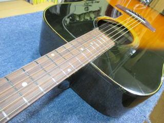 Gibson J-45 Deluxe、リペア、修理、ナインス、東京、全体調整