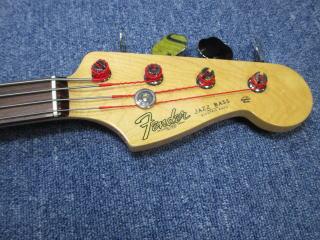Fender Jazz Bass、ナインス、リペア、修理、東京、杉並、高円寺