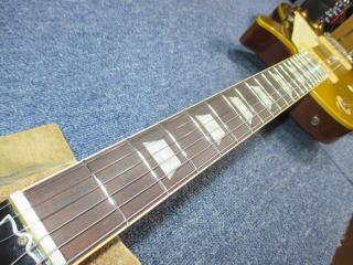 Gibson Historic Collection 1956 Les Paul、ナインス、リペア、東京、修理、杉並、高円寺、ネック反り
