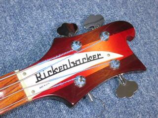 RICKENBACKER 4001、ナインス、修理、調整